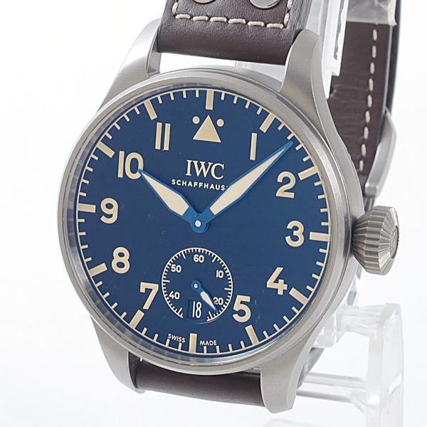 アイダブリュシー IWC ビッグ・パイロット・ヘリテージ・ウォッチ IW510301 未使用品