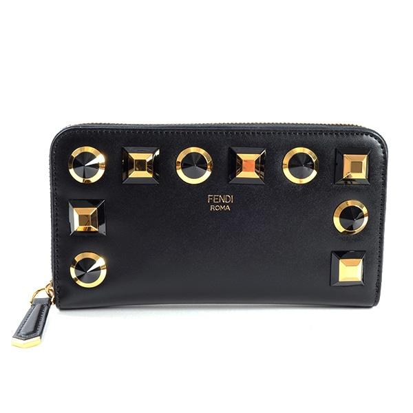 フェンディ FENDI ラウンドファスナー式財布 8M0299-SF2 未使用品