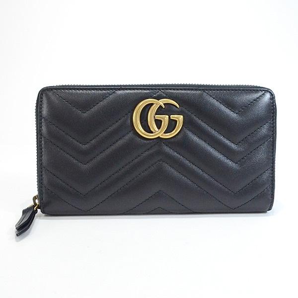 グッチ GUCCI ラウンドファスナー式財布 443123 未使用品