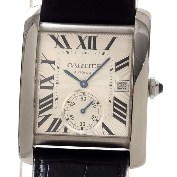カルティエ Cartier タンクMC W5330003 中古A品