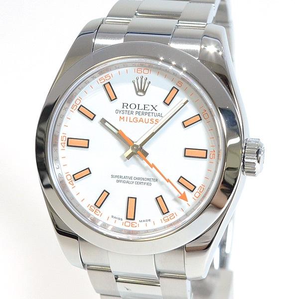 ロレックス ROLEX ミルガウス 116400 中古A品