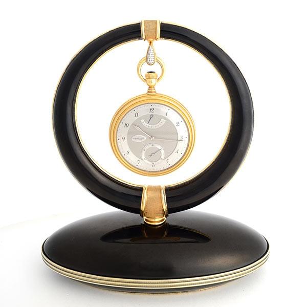 パルミジャーニフルーリエ PARMIGIANI FLEURIER 置き時計 2PF000181 中古A品