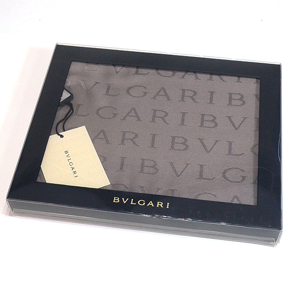 ブルガリ BVLGARI ストール 未使用品