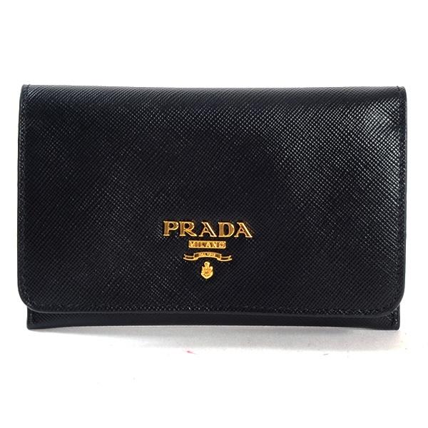プラダ PRADA カードケース 1M1362 中古A品