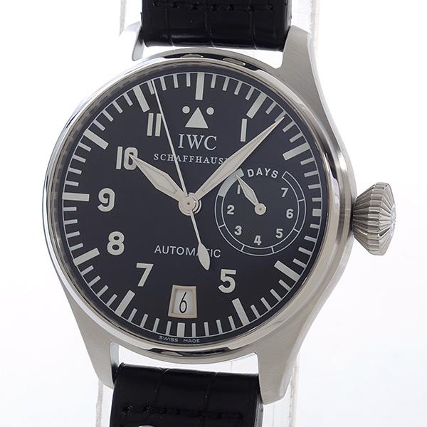 アイダブリュシー IWC ビッグパイロット IW500201 中古A品