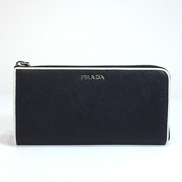 プラダ PRADA L字ファスナー式財布 1ML183 未使用品