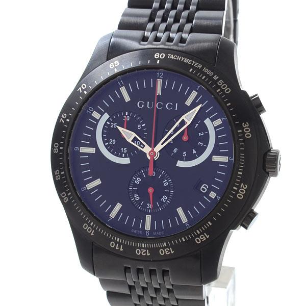 グッチ GUCCI メンズ腕時計 126.2 中古A品