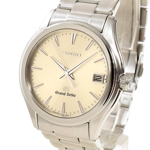 グランドセイコー メンズ腕時計 9F62-0A10 中古A品