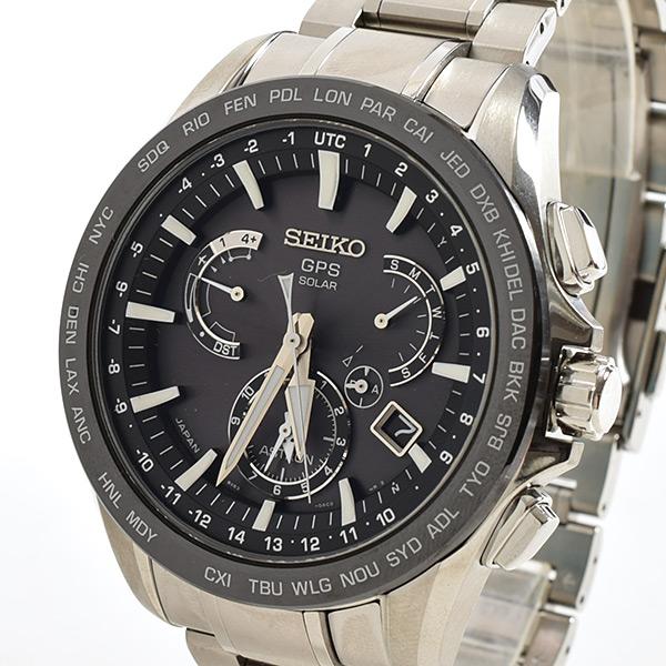 セイコー SEIKO アストロン SBXB077 未使用品