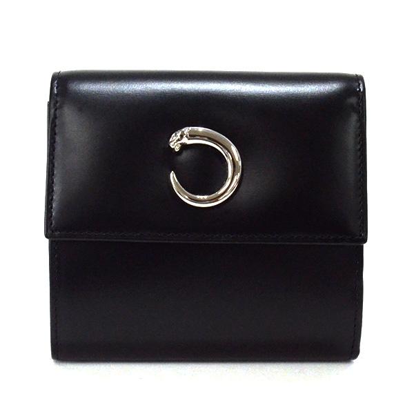 カルティエ Cartier 2つ折り式財布 L3000209 中古A品