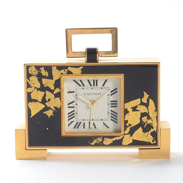 カルティエ Cartier 置き時計 中古A品