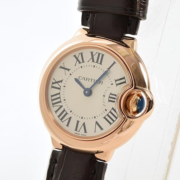 カルティエ Cartier バロンブルーSM W6900256 中古A品