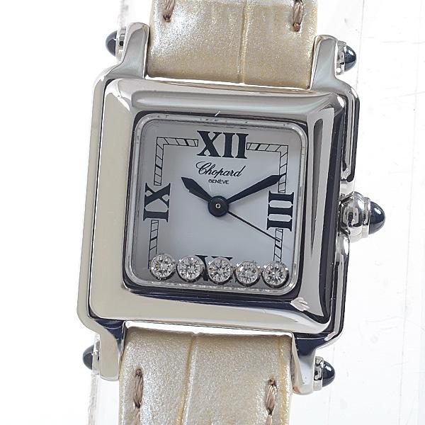 ショパール Chopard レディース腕時計 27/8892-23 中古A品