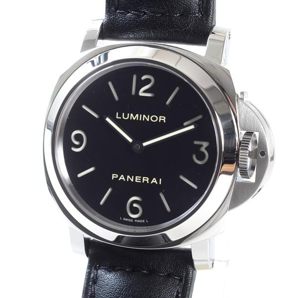 パネライ PANERAI ルミノールベース 44mm PAM00112 未使用品