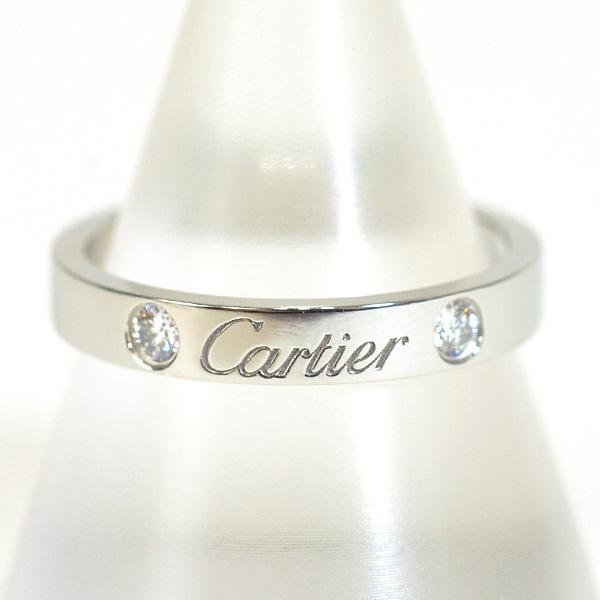 カルティエ Cartier エングレーブド B4077850 中古A品