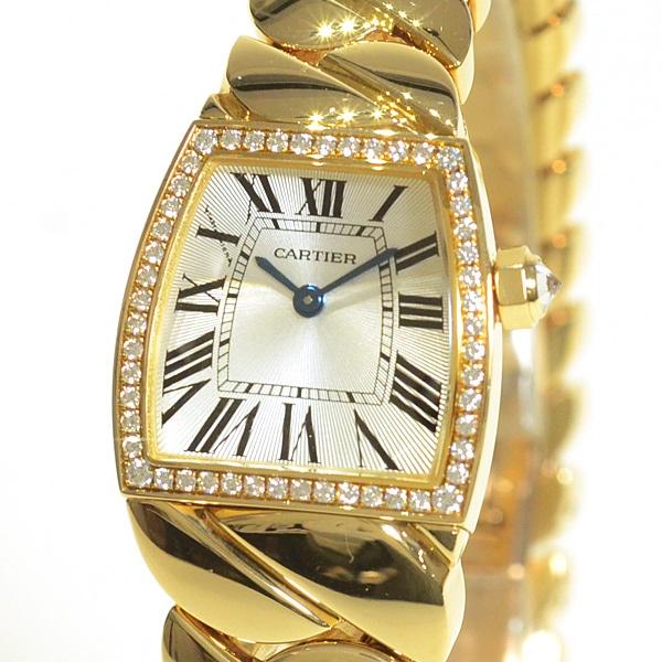 カルティエ Cartier ラドーニャSM WE60040H 中古A品