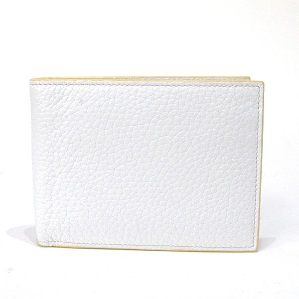 ボッテガヴェネタ BOTTEGA VENETA 2つ折り式財布 中古A品