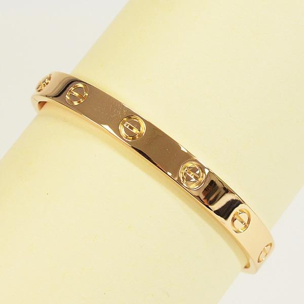 カルティエ Cartier ラブブレス B6035616 中古A品