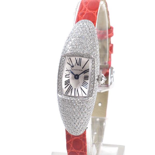 カルティエ Cartier カスク WJ302050 中古A品