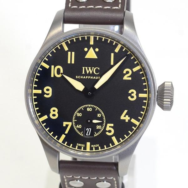 アイダブリュシー IWC ビッグ・パイロット・ヘリテージ・ウォッチ・リミテッド IW510301 未使用品