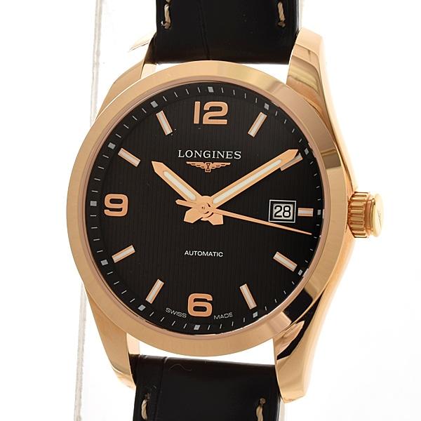 ロンジン LONGINES メンズ腕時計 L2.785.8.56.3 未使用品