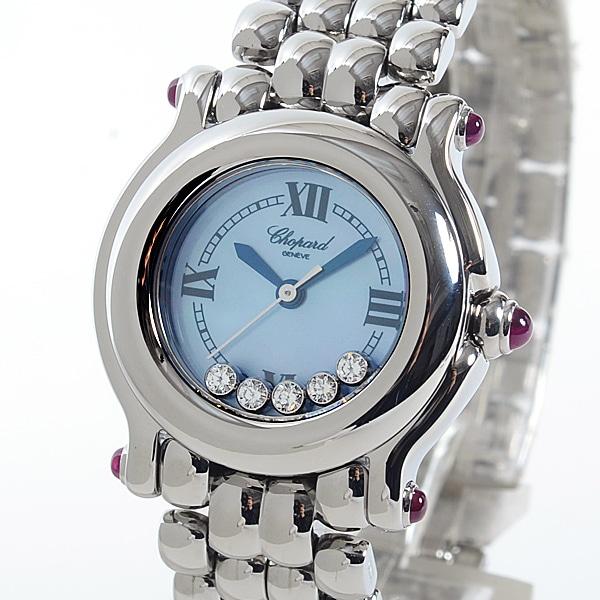 ショパール Chopard レディース腕時計 2718250-21 中古A品