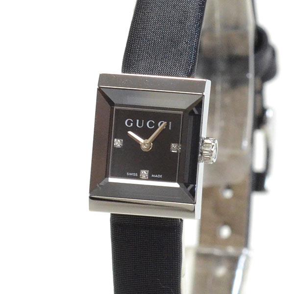 グッチ GUCCI レディース腕時計 YA128503 中古A品