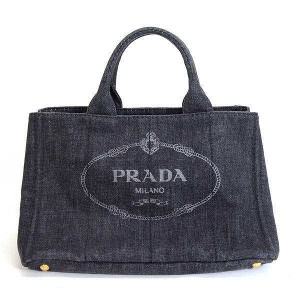 プラダ PRADA カナパトート B2642B 中古A品