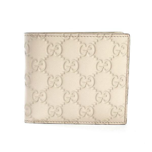 グッチ GUCCI 2つ折り式財布 146223 未使用品
