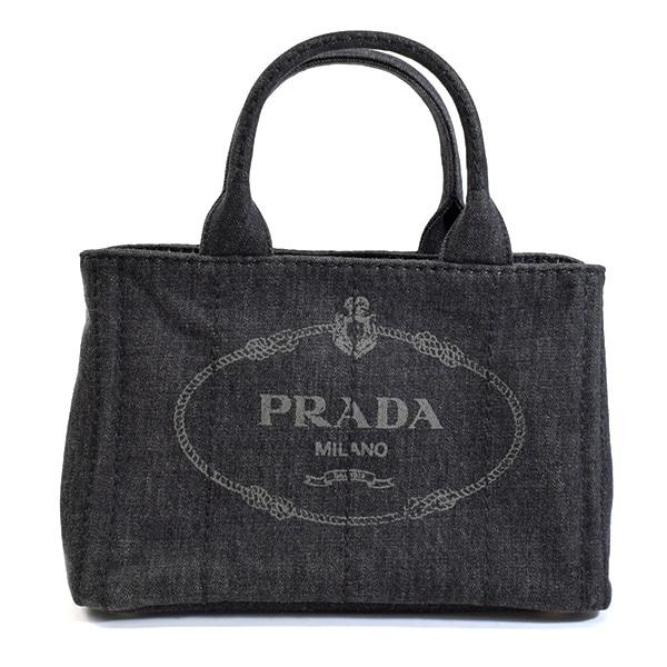 プラダ PRADA ミニカナパトート B2439G 中古A品