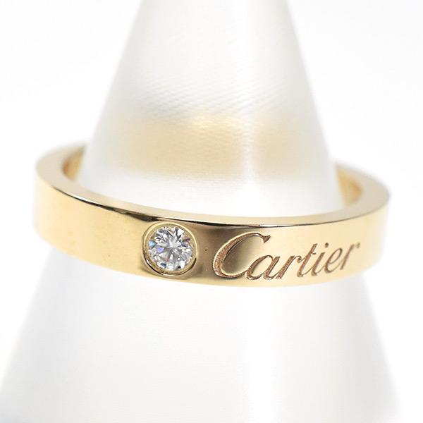 カルティエ Cartier エングレーブド B4086446 中古A品