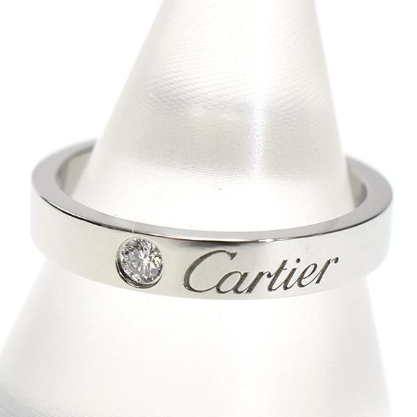 カルティエ Cartier エングレーブ・ド・ウェディング B4051348 中古A品