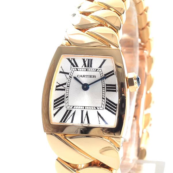 カルティエ Cartier ラドーニャSM W6400301 中古A品