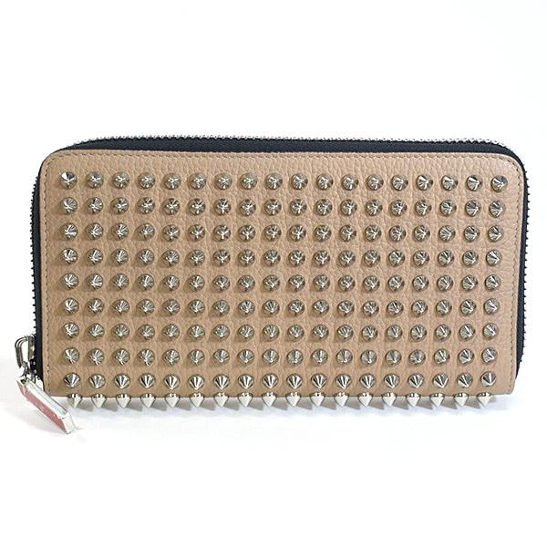 クリスチャンルブタン Christian Louboutin ラウンドファスナー式財布 1165044 未使用品