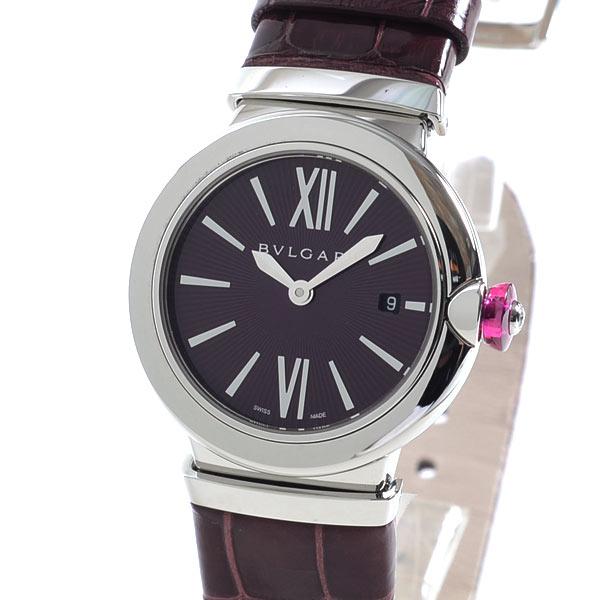 ブルガリ BVLGARI レディース腕時計 LU28S 中古A品
