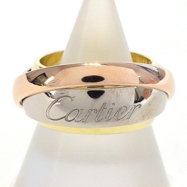 カルティエ Cartier トリニティ マストエッセンス B4045951 中古A品