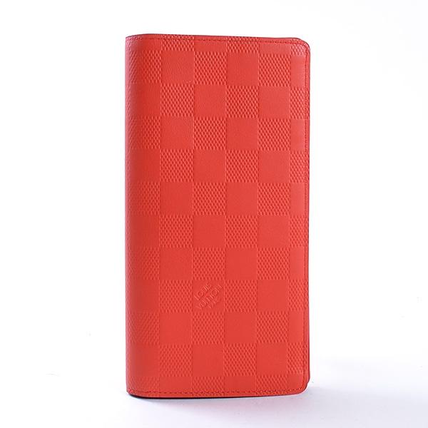 ルイヴィトン LOUISVUITTON ポルトフォイユブラザ N63011 中古A品