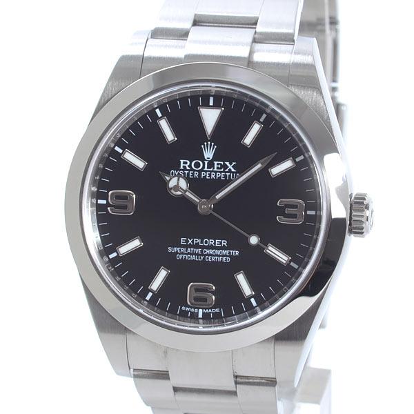 ロレックス ROLEX エクスプローラー1 214270 中古A品
