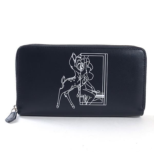 ジバンシー GIVENCHY ラウンドファスナー式財布 BC06340493 未使用品