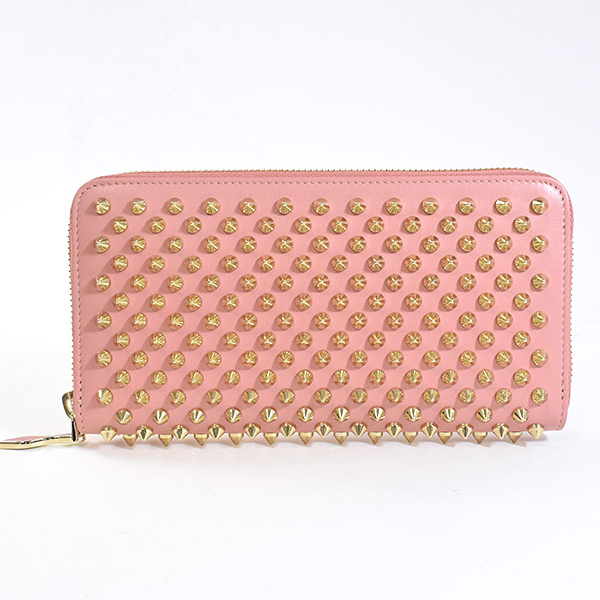 クリスチャンルブタン Christian Louboutin ラウンドファスナー式財布 1165065 未使用品
