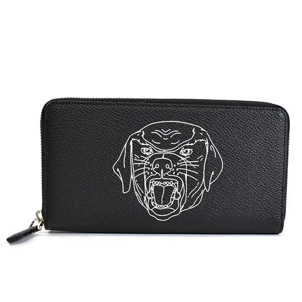 ジバンシー GIVENCHY ラウンドファスナー式財布 BK06040 未使用品