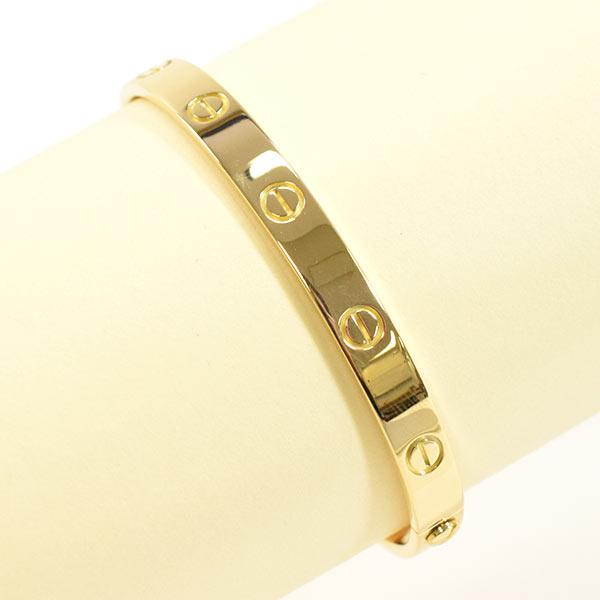 カルティエ Cartier ラブブレス B6035518 中古A品