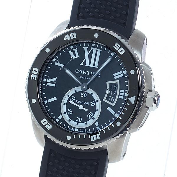 カルティエ Cartier カリブル・ドゥ・カルティエ ダイバー W7100056 中古A品