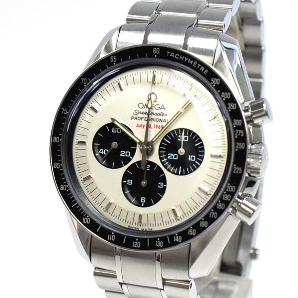 オメガ OMEGA スピードマスタープロフェッショナル アポロ11 3569-31 中古A品