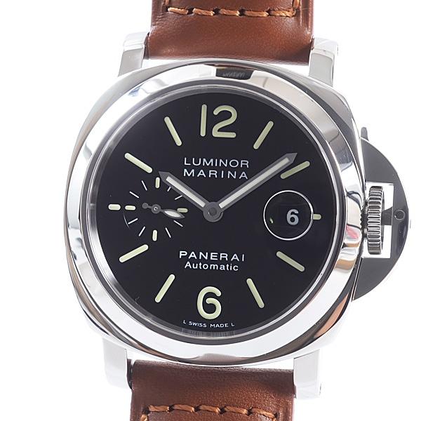 パネライ PANERAI ルミノールマリーナ オートマティック PAM00104 中古A品