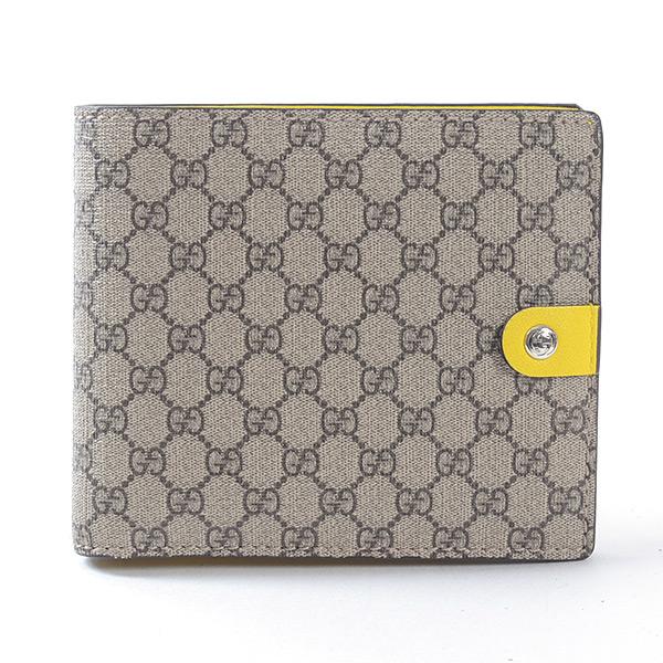 グッチ GUCCI 2つ折り式財布 365477 未使用品