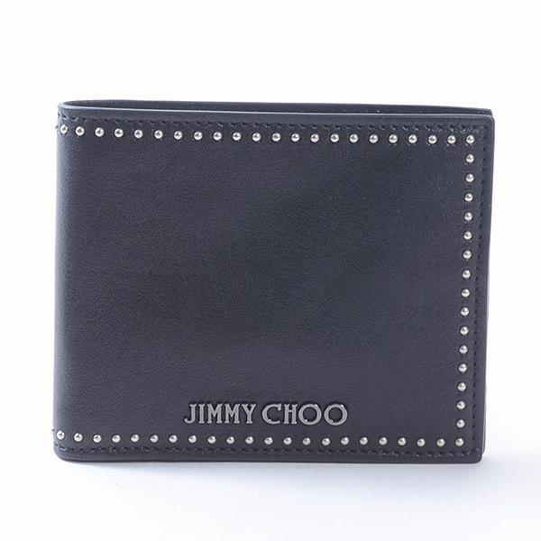 ジミーチュー JIMMY CHOO 札入れ 中古A品