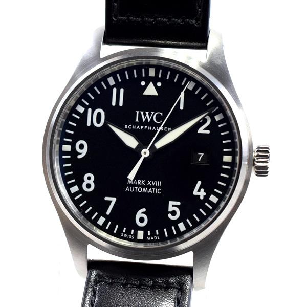 アイダブリュシー IWC マーク18 IW327001 未使用品