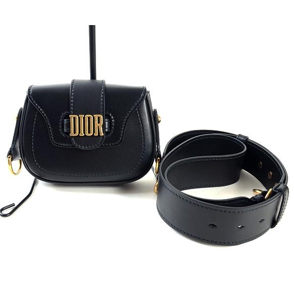 ディオール Dior D-Fenceミニショルダーバッグ 中古A品