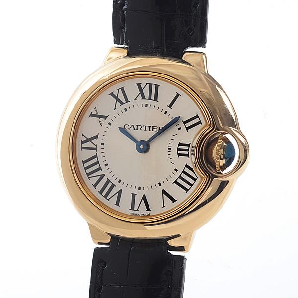カルティエ Cartier バロンブルーSM W69001Z2 中古A品